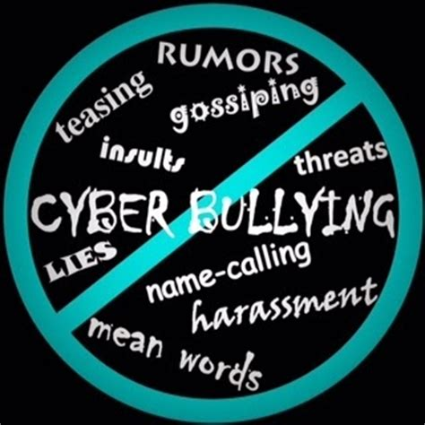 Statement of the problem about cyber bullying thesis